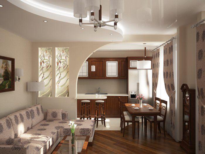 Ремонт кухни как одного из главных элементов домашнего интерьера