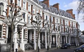 Обвал рубля вызвал бум на рынке недвижимости в Лондоне