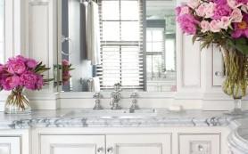 Благородный мрамор: изделия из него в оформлении дома