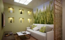 Как увеличить пространство маленькой гостиной