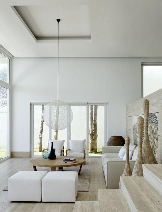Какими бывают современные потолки