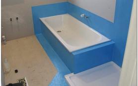 Способы гидроизоляции пола в ванной комнате
