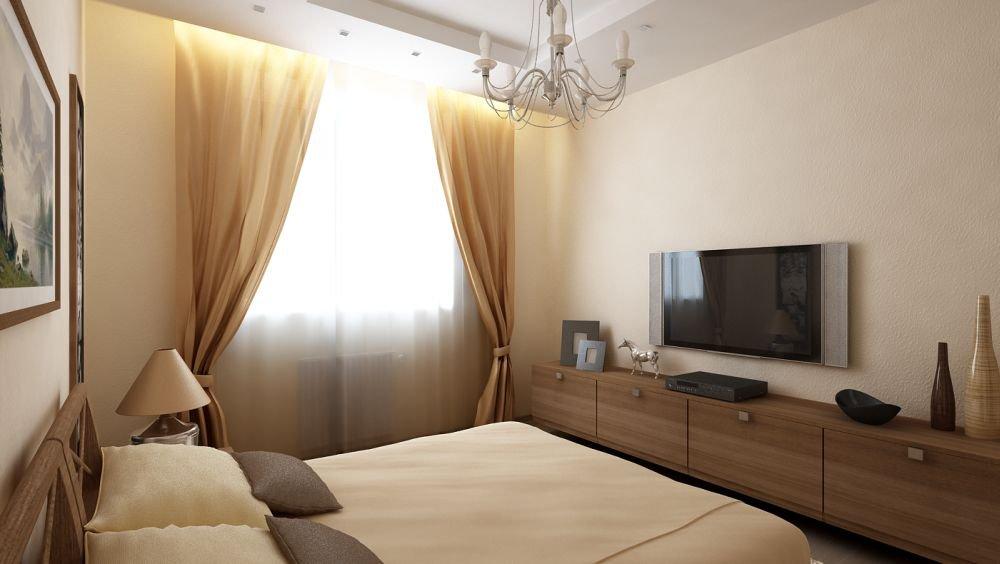 Дизайн интерьера спальни, уют и красота своими руками