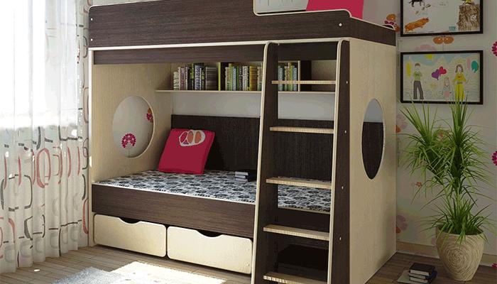 Дизайн детской для школьника