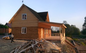 Не построил в срок дом – наказали рублем