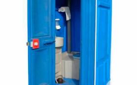 Кабинка туалетная