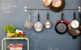 Оформляем кухню в стиле кафе