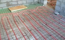 Жидкостно-электрический тёплый пол. Комбинированная система отопления X-L PIPE