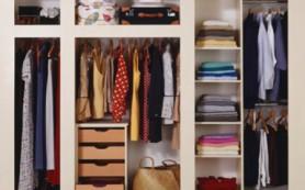 Организация гардеробной в квартире