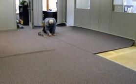 Современная технология укладки ковролина