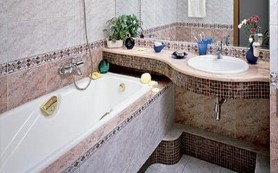 Как создать уникальный интерьер в ванной комнате