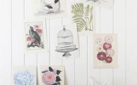 Чем украсить стены вместо картин: самые модные решения