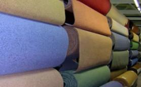 Преимущества и недостатка ковровых обоев