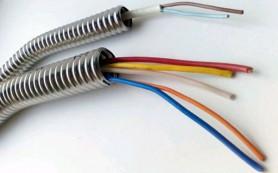 Электропроводка в доме. Как защитить провода в стенах