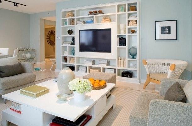 Расположение телевизора на стене: 5 советов и рекомендации профи