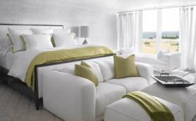 Разрабатываем дизайн спальни-гостиной