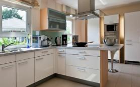 Удобны ли кухни с барной стойкой?