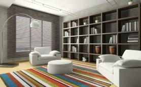 Как ковер может изменить дизайн гостиной