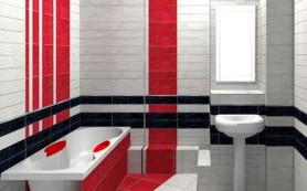 Как придумать раскладку кафеля для ванной