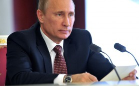 Путин призвал навести порядок с недвижимостью в Крыму