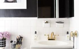 Как обновить интерьер ванной без лишних затрат