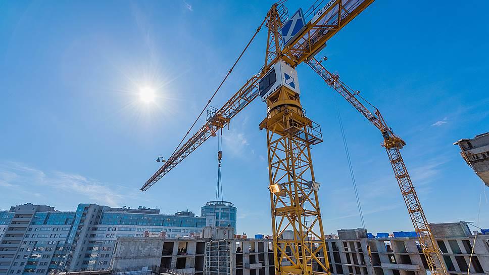 Строительство и торговля утянули ВВП вниз