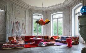 Дом в стиле фэшн: интерьерные идеи от модных домов