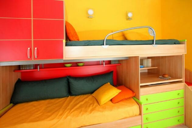Детская комната: как сохранить здоровье и развить таланты ребенка