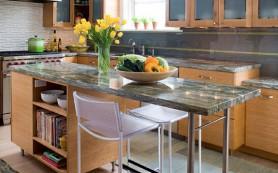 Кухонный островок: идеи для любой кухни и бюджета