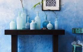 Как креативно покрасить стены