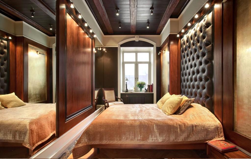 5 приемов, как обустроить спальню, в которой мало света