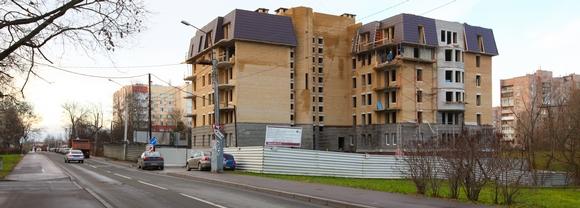В России предлагают строить жилье стоимостью 25 тыс. рублей за «квадрат»