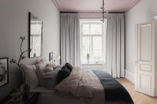 5 Свежих трендов в интерьере спальни