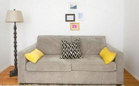 До и после: как оформить диванную зону