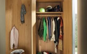 Хранение одежды в прихожей