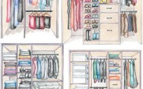 Как спланировать и нарисовать шкаф мечты: полезные советы