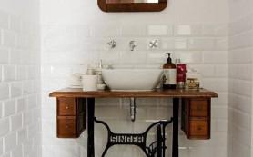 Раковина для ванной – материалы