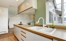 Виды и материалы кухонных моек