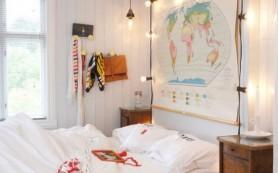 Как оформить изголовье кровати: несколько неожиданных идей