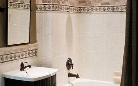 Как обновить интерьер ванной комнаты без ремонта