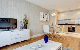 Хотели ли бы вы совместить кухню с гостиной?