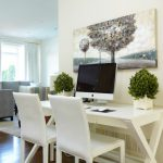 Совместимость несовместимого: рабочий кабинет в квартире