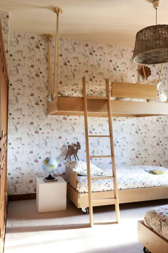 Как выбрать двухъярусную кровать в детскую