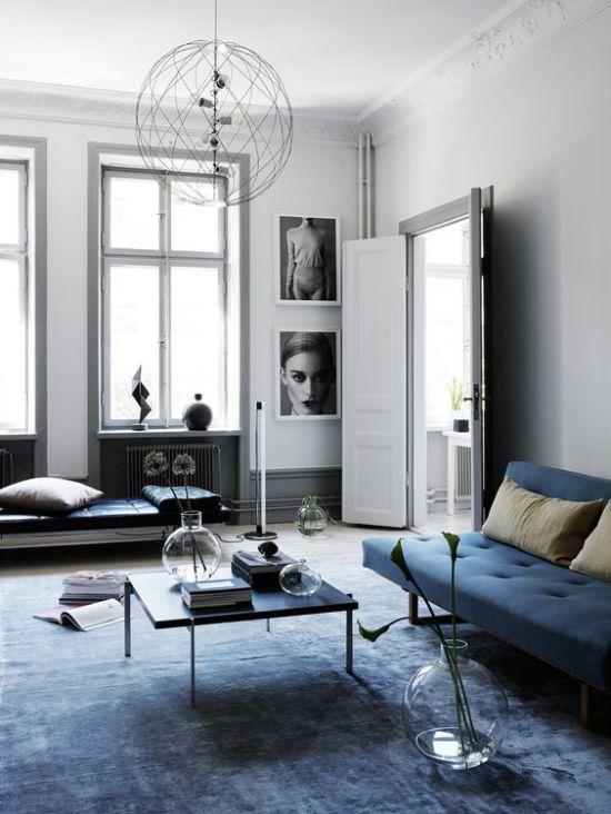 Простые и стильные цветовые сочетания для вашего интерьера