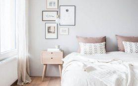 Как создать воздушный интерьер спальни