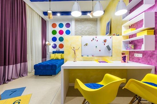 Полезные советы для создания грамотного освещения в детской комнате