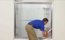 Как быстро отремонтировать шторы в ванной?