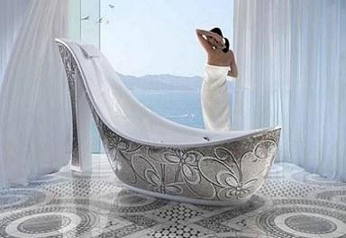 8 Ванн, в которые интересно погрузиться
