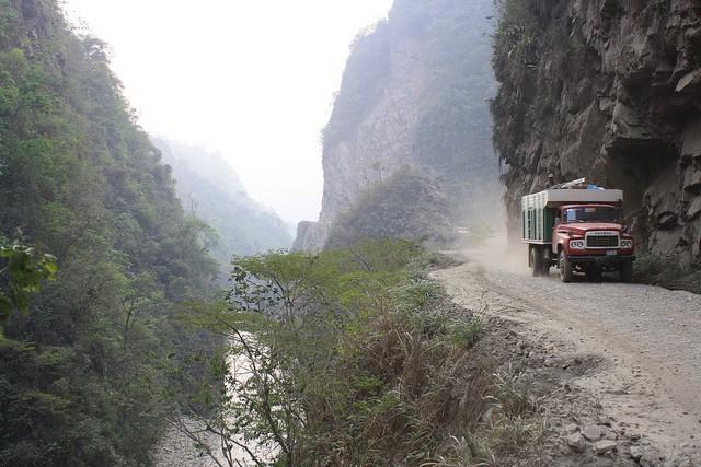 Чем опасны дороги Черноморского побережья?