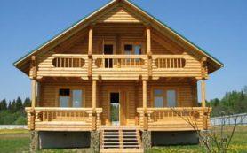 Как выбрать материалы для строительства деревянного дома?